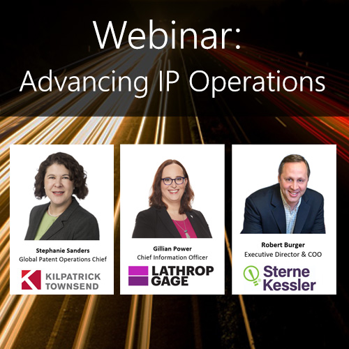 Webinar — IP Operations (Focus on: Process)