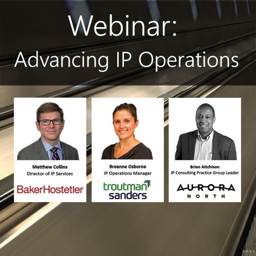 Webinar — IP Operations (Focus on: People)