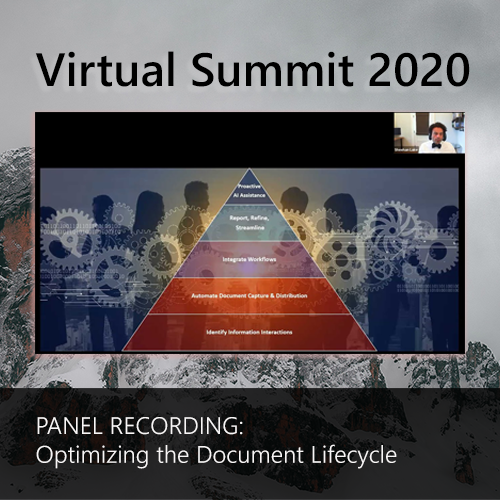Conference Recording — Optimize Practice Operations Through Document Lifecycle Automation